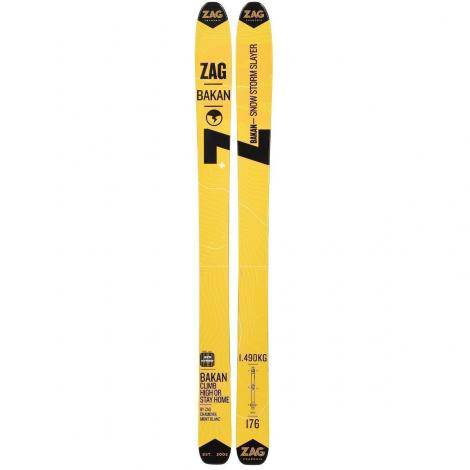 Zag Bakan Ski