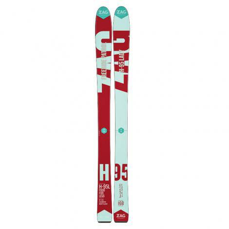 Zag H95 Lady Ski 2018 + Telemark Binding Packages