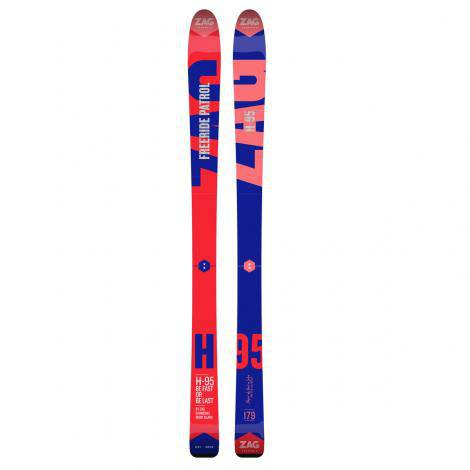 Zag H95 Ski + AT Binding Packages