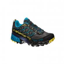 X-La Sportiva Akyra Trail - Carbon/Tropic Blue