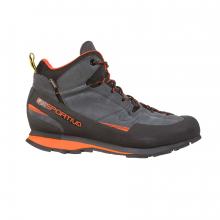 La Sportiva Boulder X Mid - Carbon/Flame