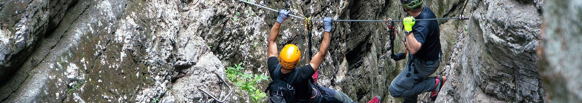 Via Ferrata Gear
